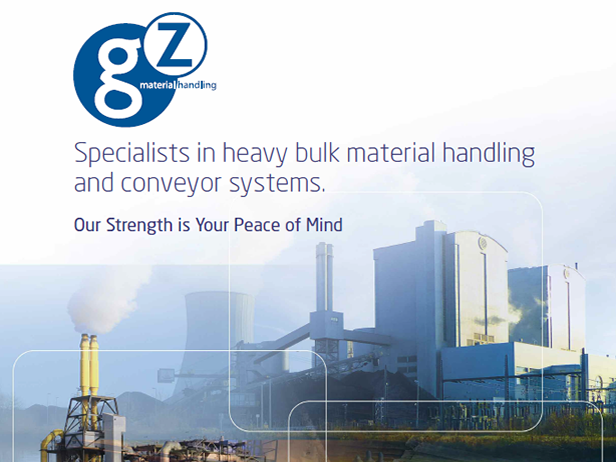 GZ Material Handling Brochure Released